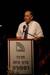 Haifa Mayor Yona Yahav/Photo: Elizur Reuveni