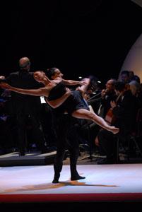 Talia Paz & Ido Tadmor/Photo: Elizur Reuveni