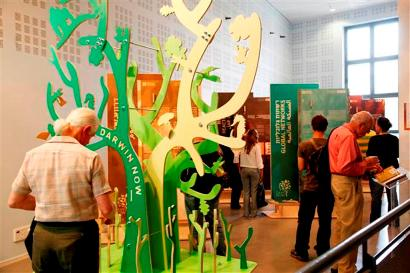 Darwin Exhibit/Photo: Sasson Tiram