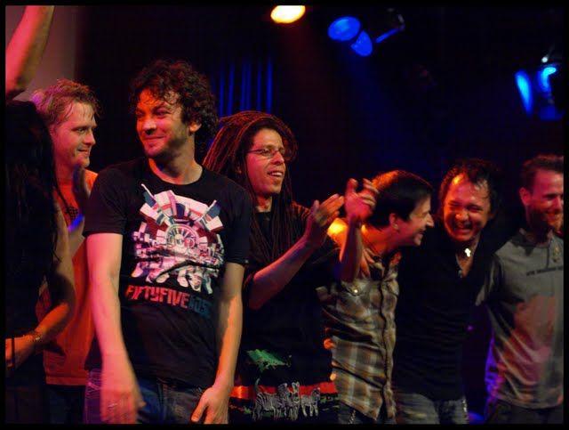 Mook E, Yossi Fine & friends/Photo courtesy of Interkult Unterwegs