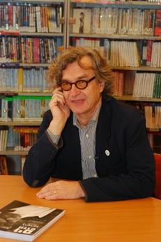 Wim Wenders/Photo: Zvika Portnoy