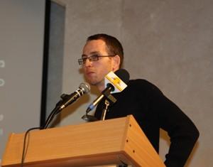 Raz Benyamini, Israel Conservatory Musical Director/Photo: Elizur Reuveni