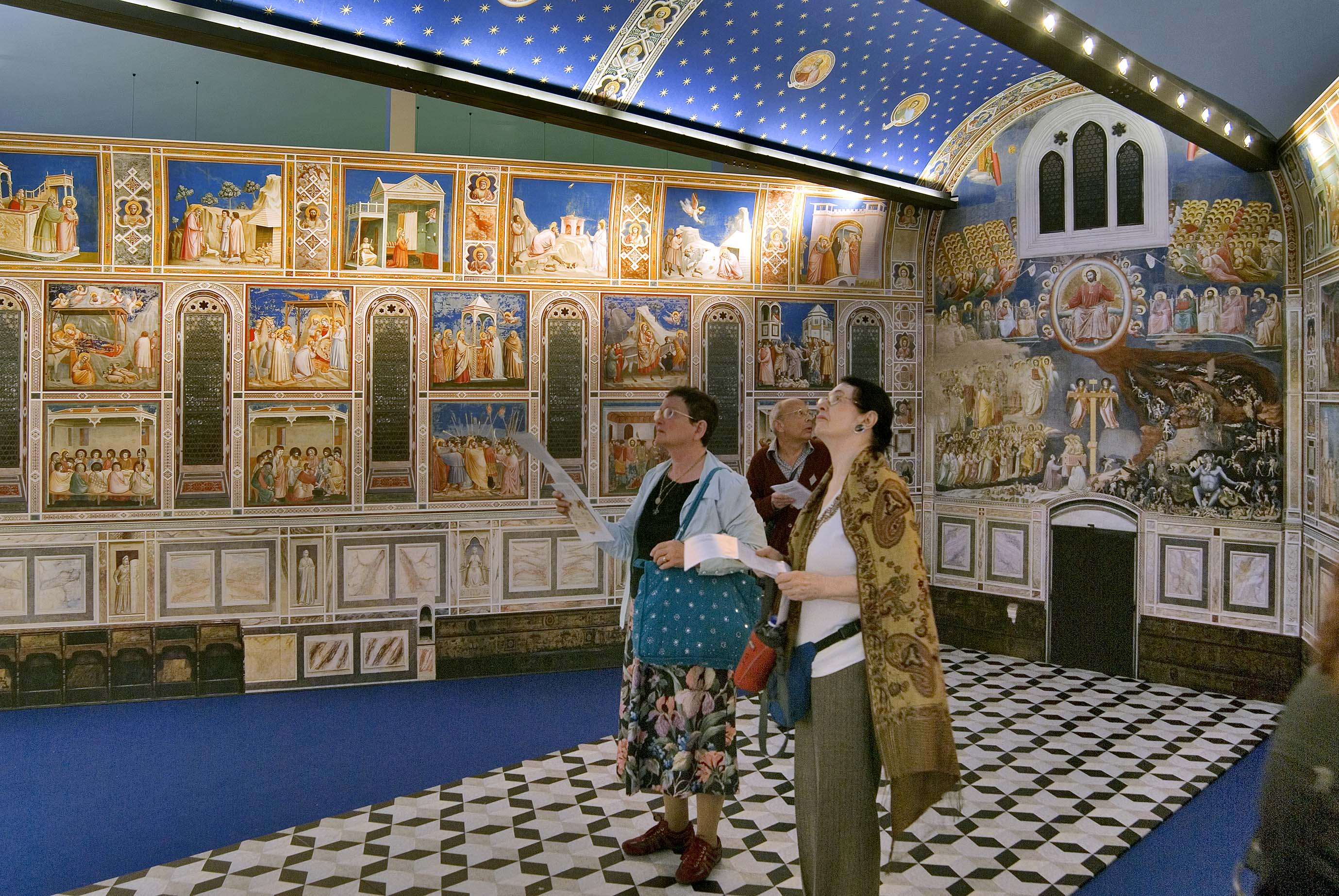 giotto lamentation arena chapel