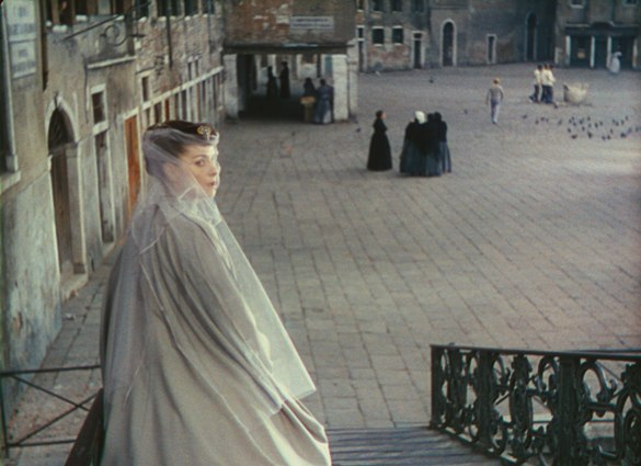 Senso, directed by Luchino Visconti