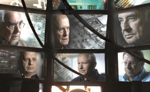 The Gatekeepers/Images courtesy of PR: photos - Avner Shahaf; design - Doron Koren, Irit Harel