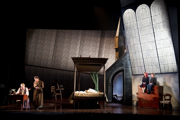 The Turn of the Screw: Britten's Centenary at the Israel