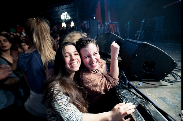 Happy fans/Photo: Muperphoto