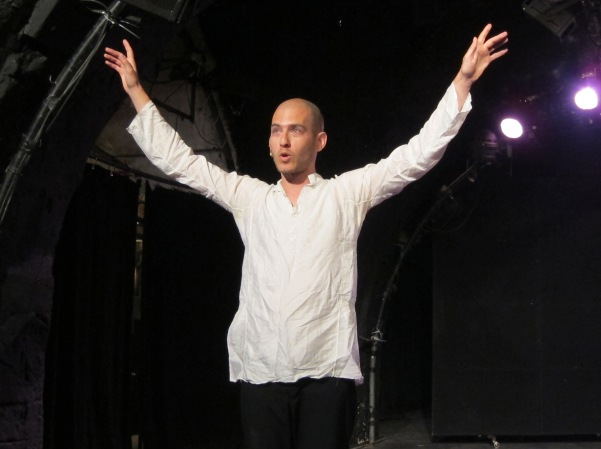 The Dance Instructor - Eitan Harari/Photo: Ayelet Dekel