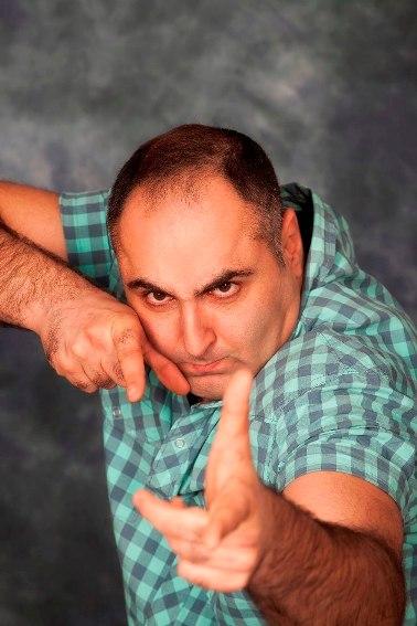 Nir Yosefi in Tic Tik/Photo: Gerard Allon