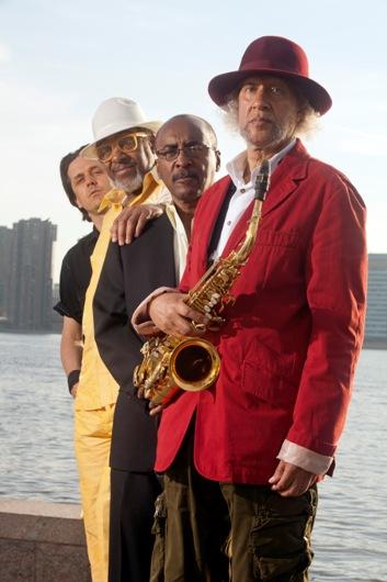 Gary Bartz Quartet/Photo courtesy of PR