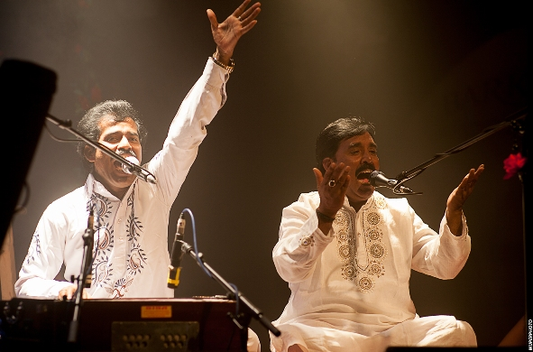 Zakir Ali Qawwal and Zaki Ali Qawwal/Photo: MuperPHOTO