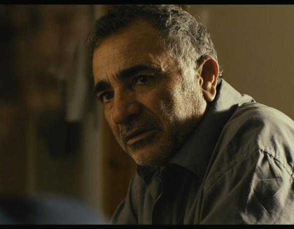 Moshe Ivgy in The Cutoff Man/Photo courtesy of PR