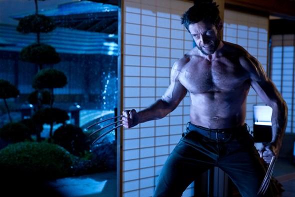 Hugh Jackman in The Wolverine/Photo courtesy of PR