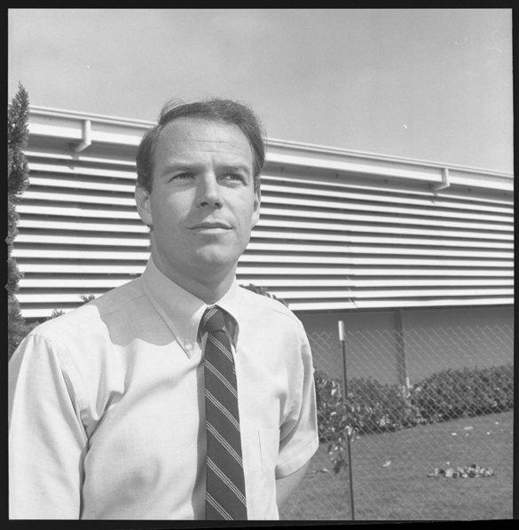 Ron Jones in 1967/Photo courtesy of PR