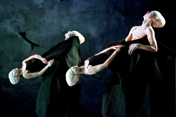Folding - Shen Wei Dance Arts/Photo: Stephanie Berger