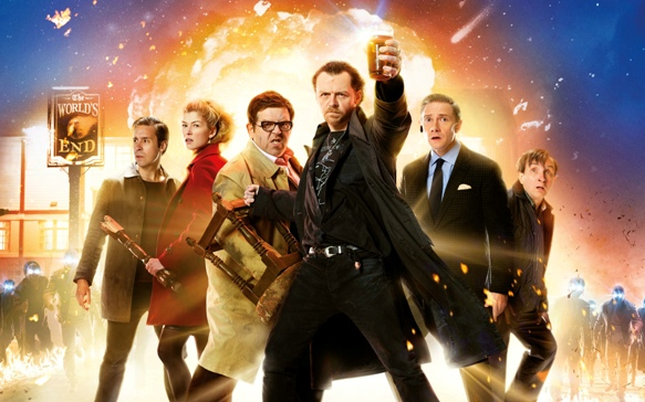 The World's End, directed by Edgar Wright/Photo courtesy of PR