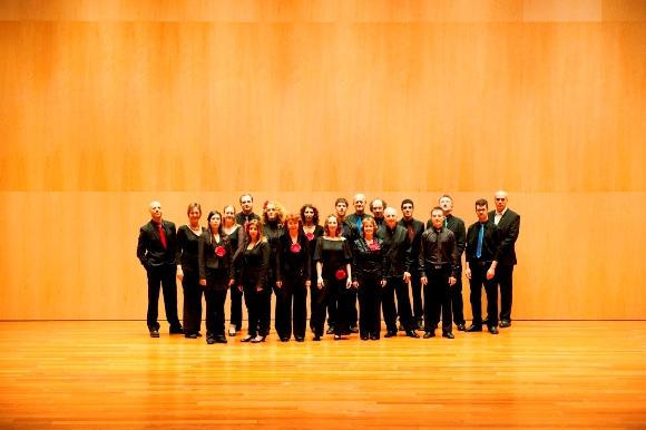 The Israeli Vocal Ensemble/Photo: Lior Shustov