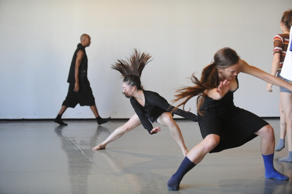 Batsheva Dance Company Presents the 2013 - 2014 Season/Photo: Gadi Dagon