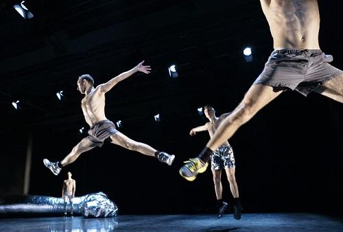 'BODYLAND' by Yossi Berg & Oded Graf, photo   Christoffer Askman ©  YOSSIODEDs
