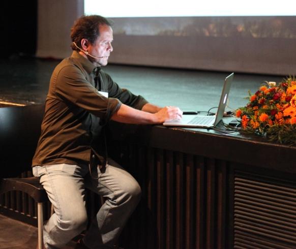 Filmmaker Leonard Retel Helmrich/Photo courtesy of NFCT