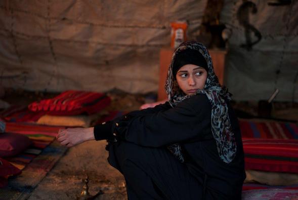 Misa Abd el-Hadi in Sharqiya/Photo: Amit Berlovitz