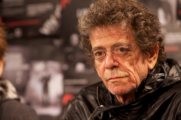Lou Reed/Photo courtesy of PR