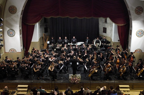 Mendi Rodan Symphony Orchestra/Photo courtesy of PR