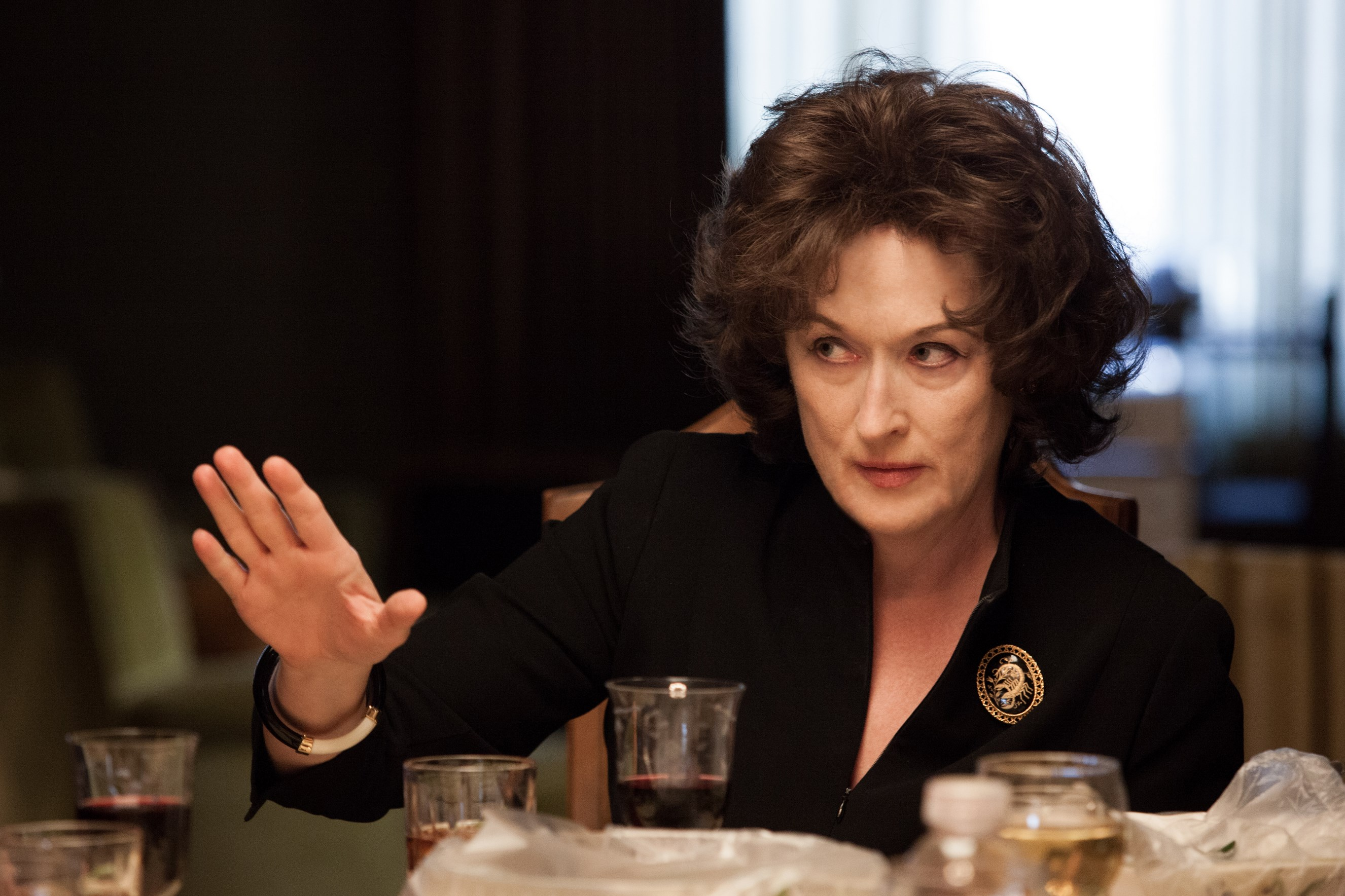 Meryl Street in August: Osage County
