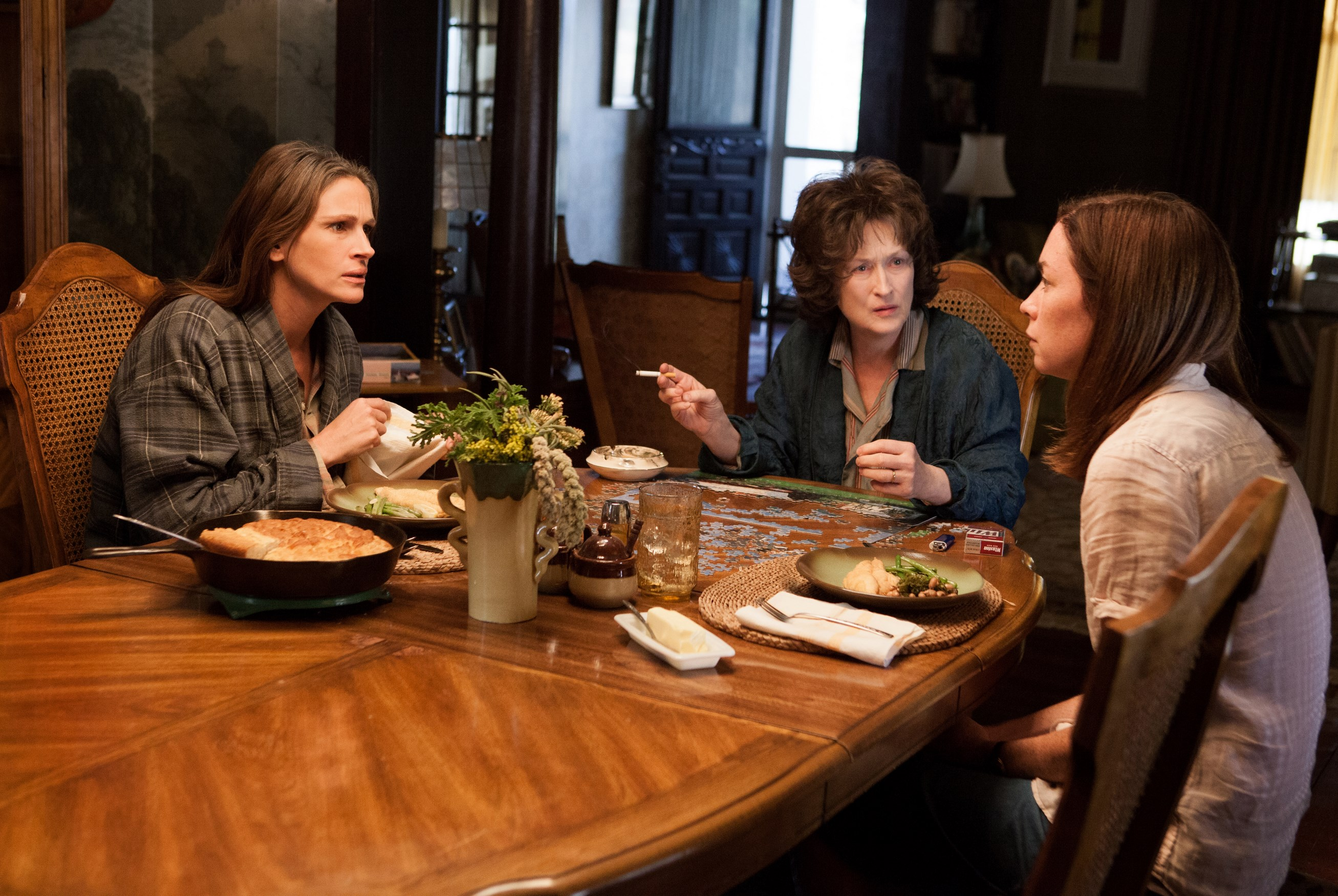 August: Osage County & Blue Jasmine