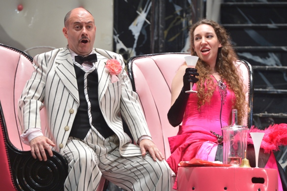 Shiri Hershkovitz in Don Pasquale/Photo courtesy of PR