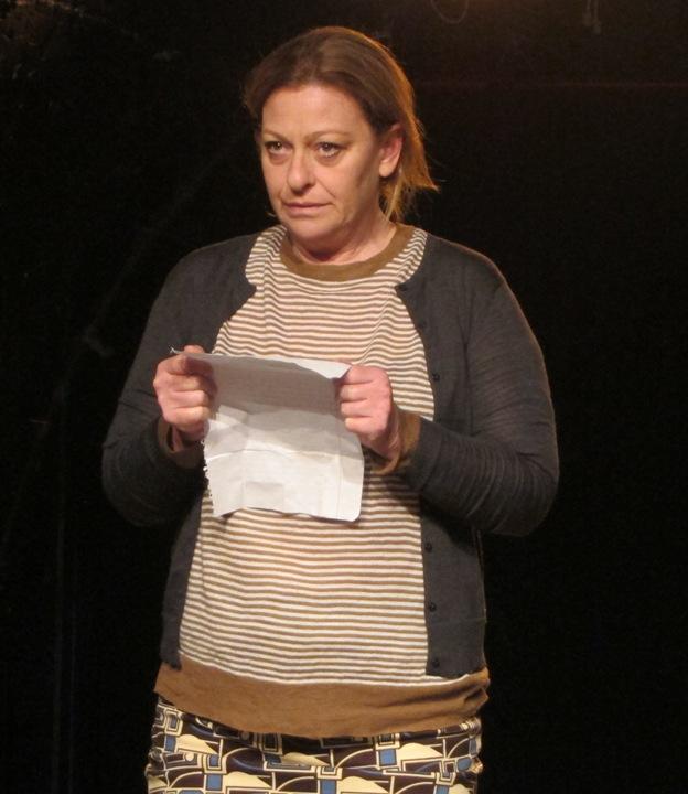 Odelya Segal/Photo: Ayelet Dekel