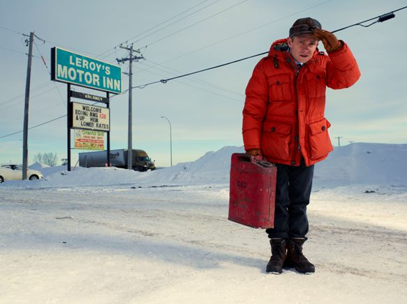 Fargo - Martin Freeman gazes timidly at life as Lester Nygaard/Photo courtesy of PR