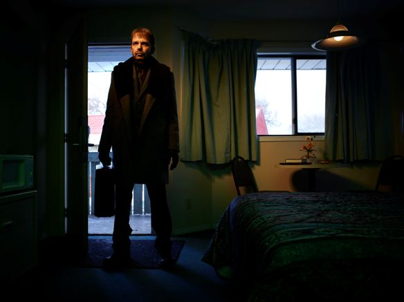 Fargo - Billy Bob Thornton as Lorne Malvo/Photo courtesy of PR