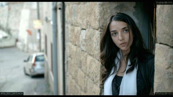 Lucy Aharish - Arabani/Photo: Amit Berlovitz
