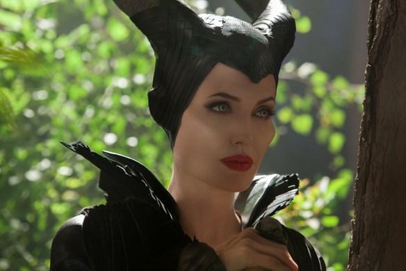 Angelina Jolie as Maleficent/Photo courtesy of PR