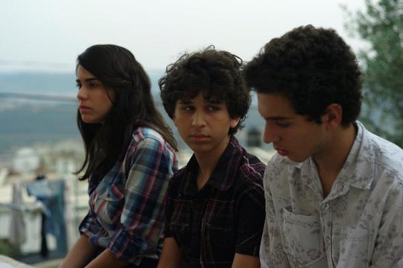 Arabani - Shadi Mar'i ,Tom Kelrich, Daniella Niddam/Photo: Amit Berlovitz