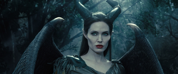Maleficent - back in the day...younger and more vulnerable/Photo courtesy of PR