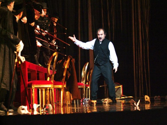 Rigoletto/Photo courtesy of PR
