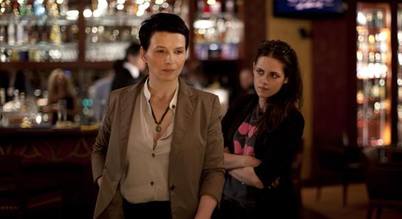 Clouds of Sils Maria - Juliette Binoche and Kristen Stewart