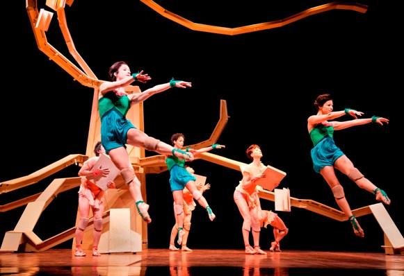 Tatyana - Companhia de Dança Deborah Colker