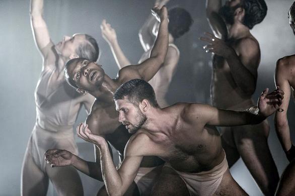 Killer Pig - performed by L-E-V Sharon Eyal-Gai Behar Dance Company/Photo: Gil Shani