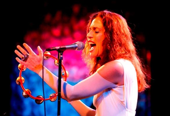 Savina Yannatou/Photo: Marit Kitoharajo