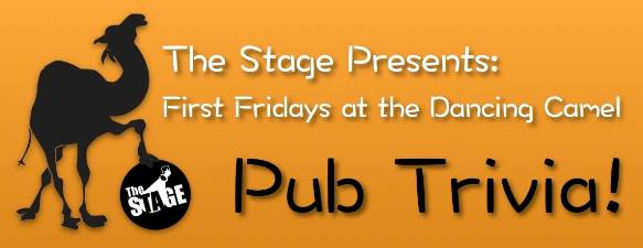 pub trivia dancing camel friday dec 5