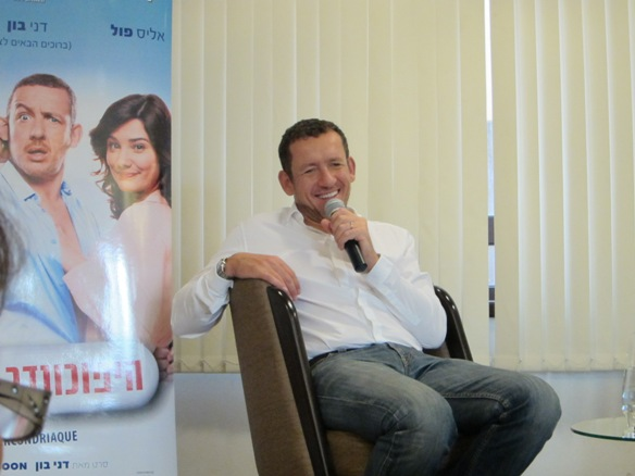 Dany Boon/Photo: Ayelet Dekel
