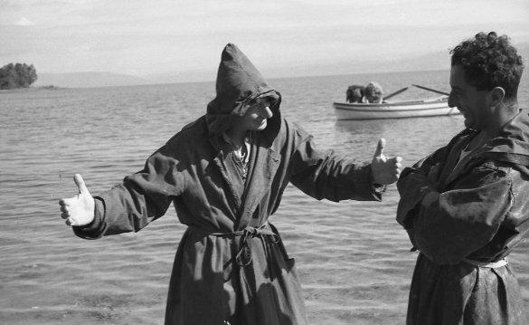 Fishermen/Photo: Naftali Oppenheim