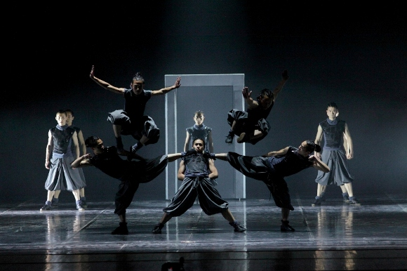 Contemporary Dragon Kung Fu Dance Company/Photo courtesy of PR