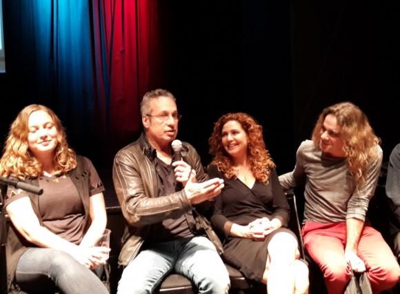 Andrea Shvartz, Samuel Vilozny, Limor Goldstein, Alon Ofir (L to R)/Photo: Ayelet Dekel