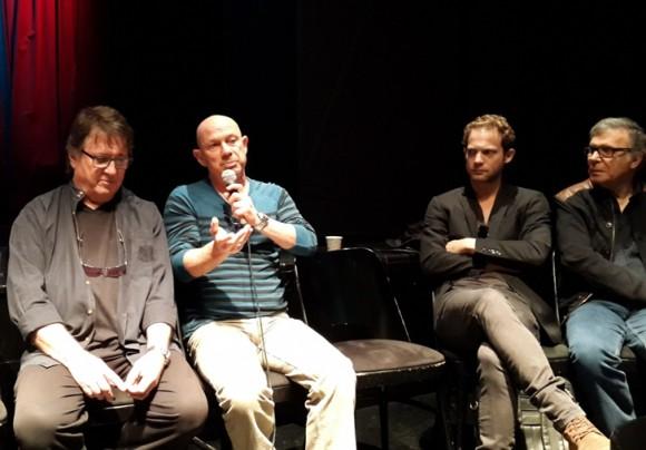 Oded Kotler, Rami Baruch, Itay Tiran, Tzedi Tzarfati (L to R)/Photo: Ayelet Dekel