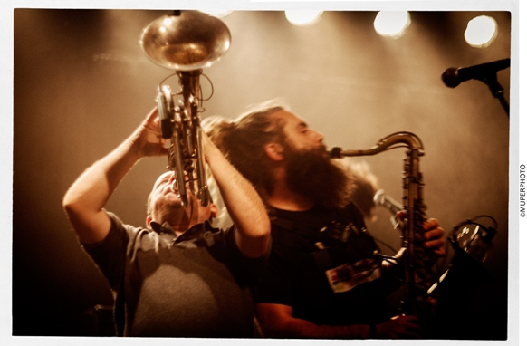 Gershon Waiserfirer and Eyal Talmudi/Photo: Muperphoto