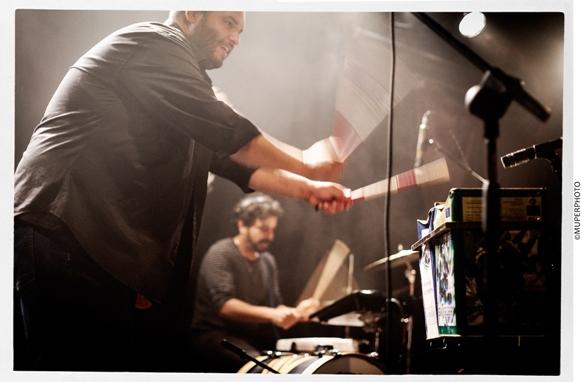Shai Tsabari and Nir Manzour/Photo: Muperphoto